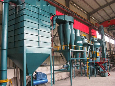 BMF-10 Carbon Black Processing Plant for Sale