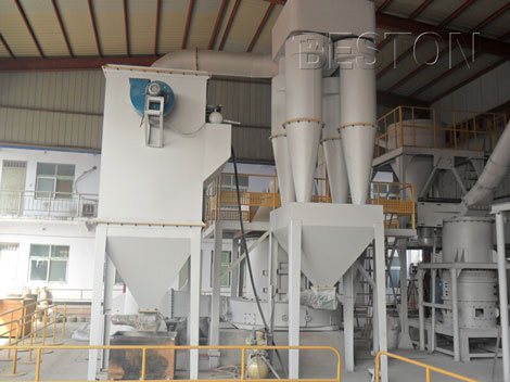 BMF Series Carbon Black Processing Plant