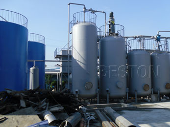 Batch Distillation Plant