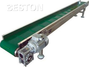 Belt Conveyor for Waste Tyre Recycling Plant