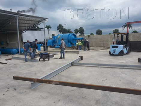 Plastic to Fuel Conversion Plant
