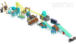 Rubber Powder Production Line