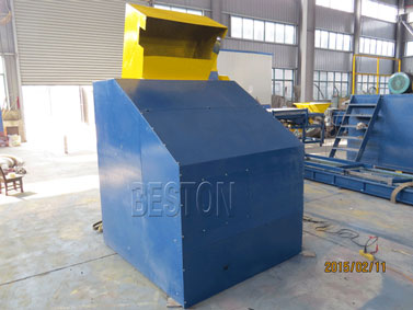 Beston Waste Tyre Coarse Crusher for Sale
