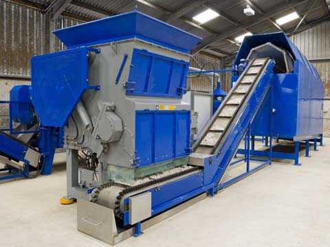 Buy High Quality Plastic Waste Recycling Machine for Sale