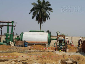 Crude Oil Sludge Recycling Plant