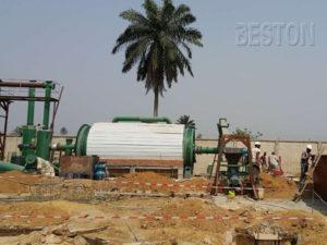 Crude Oil Sludge Recycling Plant