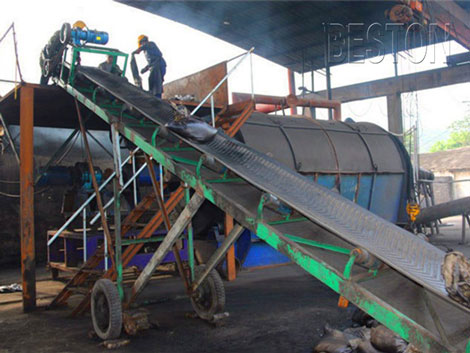 Drilling Waste Mud Recycling System