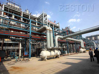 Fully Continuous Distillation Plant