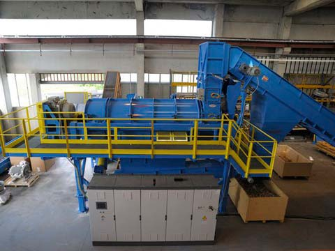 Plastic Recycling Plant Mnufacturer-Beston