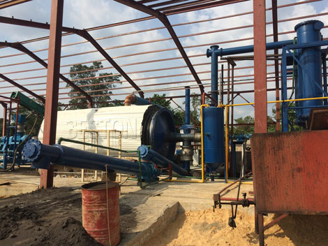 engine oil sludge removal
