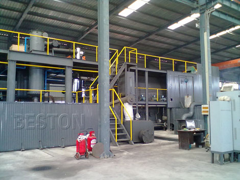 Medical Waste Pyrolysis Equipment