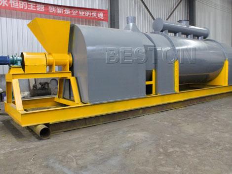 Biochar Pyrolysis Machine