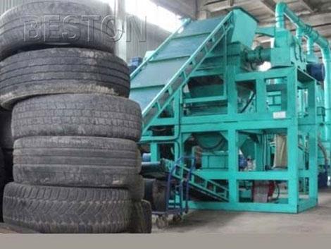 Tires Comprehensive Utilization