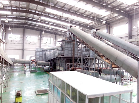 Beston Waste Sorting Plant