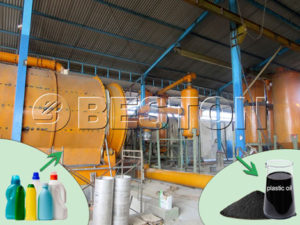 Plastic to Oil Machine for Sale