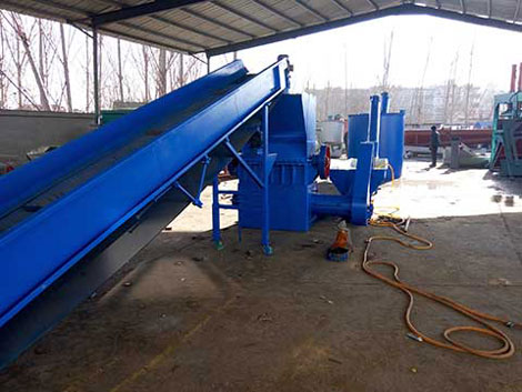 buy plastic recycling machine