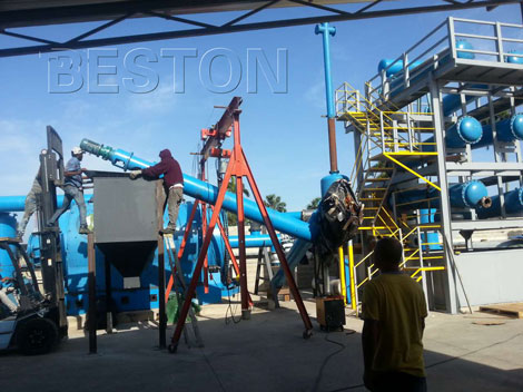 cost of plastic pyrolysis plant