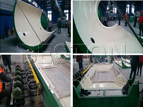 Beston Waste Pyrolysis Equipment Installed in Romania