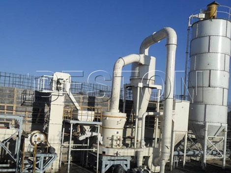 Carbon Black Grinding Machine Manufacturers - Beston Group