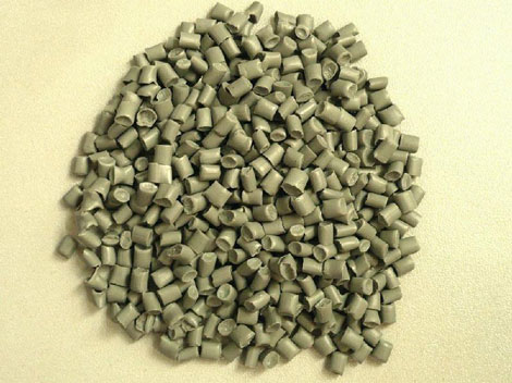 Plastic Granules Produced by Plastic Bag Recycling Machinery