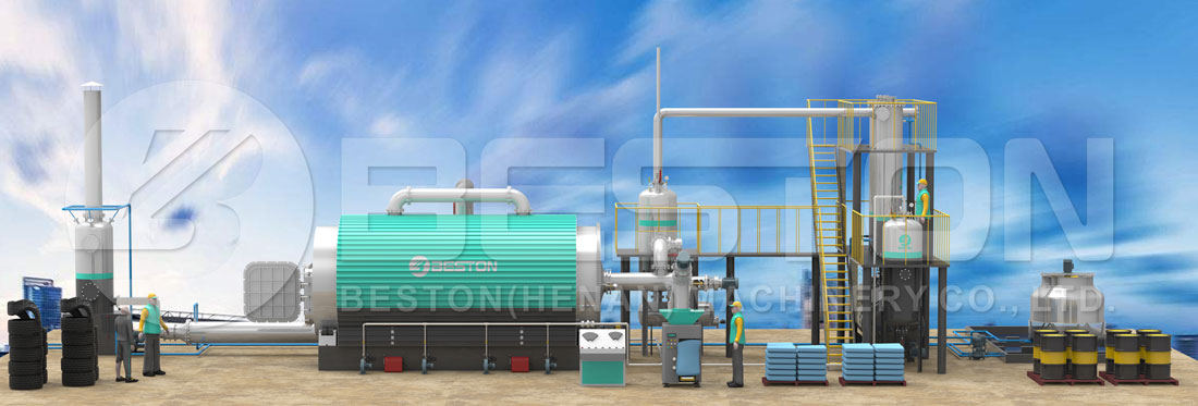 Pyrolysis-Plant-For-Sale