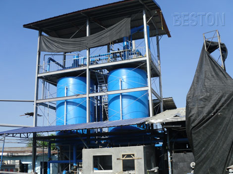 tyre oil to diesel plant