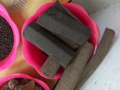 Carbon Briquettes