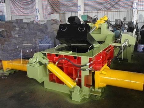 Hydraulic Metal Presser