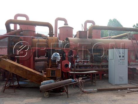 carbonization equipment