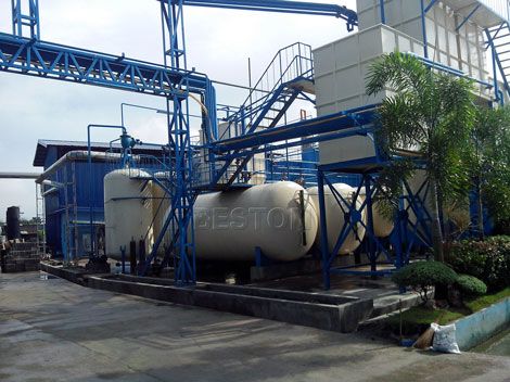 Waste Oil Recycling Plant For Sale Used Engine Oil And Motor Oil