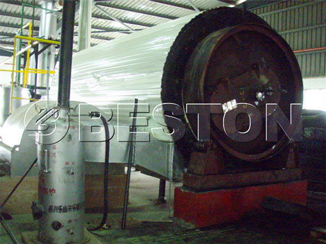 Beston Medical Waste Pyrolysis Treatment Equipment for Sale