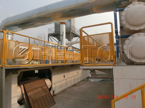 Fully Continuous Waste Tire Pyrolysis Equipment Business Plan