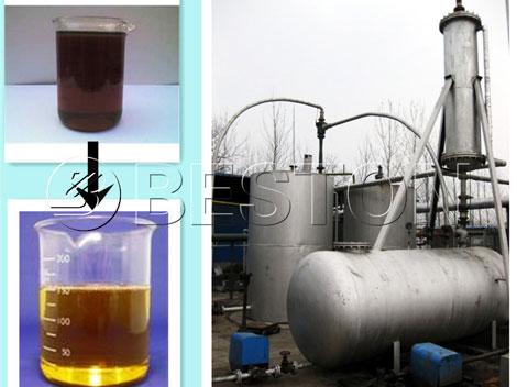 Plastic to Diesel Process