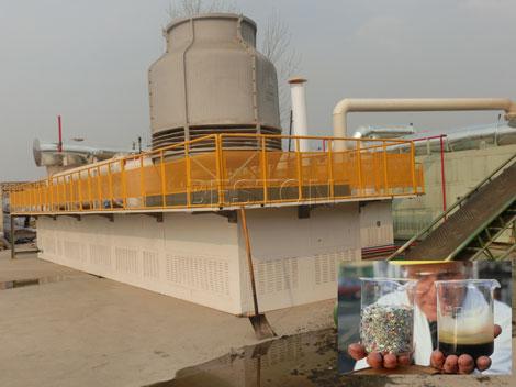 Pyrolysis of Waste Plastics into Fuels