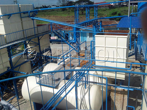 Why Should You Choose The Used Engine Oil Recycling Plant Manufactured By Beston Group Beston