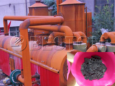 Coconut-Shell-Charcoal-Making-Machine
