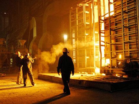 Iron industry