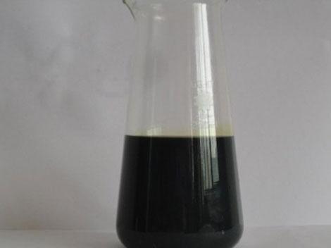 Plastic oil