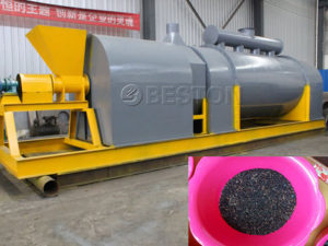 Sawdust-Charcoal-Making-Machine