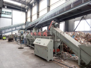 Waste Recycling Plant for Sale