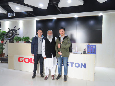 Welcome Pakistan Customers to Beston Group