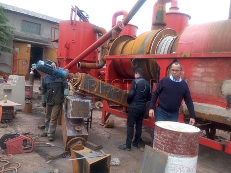 carbonation equipment