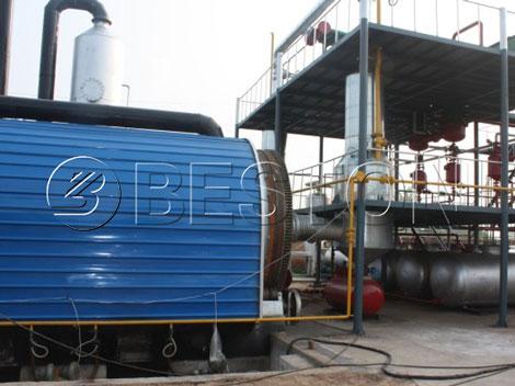 rubber pyrolysis oil