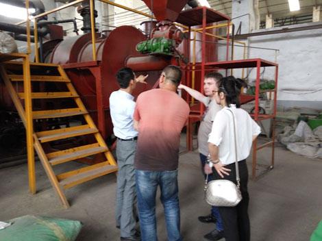 Beston Charcoal Making Machines