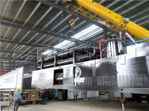 BLL-30 Fully Continuous Pyrolysis Plant Will Be Shipped to South Africa