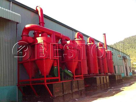 biochar equipment for sale