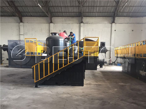 BLL-30 Continuous Pyrolysis Equipment
