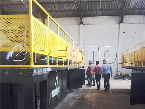 BLL-20 Plastic Recycling Pyrolysis Machine