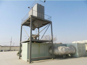 BLL-50 Waste Plastic Pyrolysisi Plant