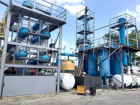 Small Scale Plastic Recycling Plant in Dominica